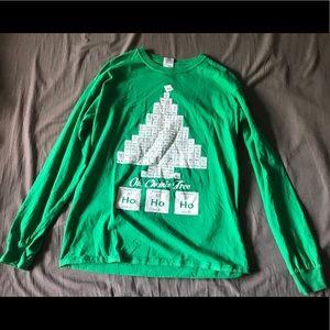 Chemist Tree Christmas Sweater